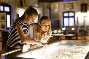 Why not enjoy the spring holidays and (re)visit the federal museums?