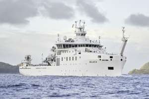 Ghent becomes patron city for the new research vessel Belgica